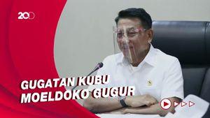 Absen 3 Kali, Gugatan Kubu Moeldoko soal AD/ART PD Gugur