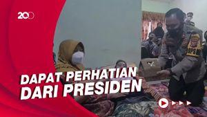Susan, Guru yang Lumpuh Usai Vaksinasi Dapat Bantuan Jokowi