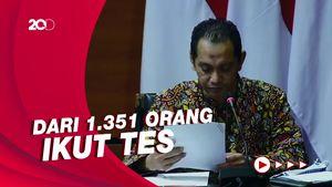 Hasil Tes ASN KPK: 75 Pegawai Tidak Memenuhi Syarat