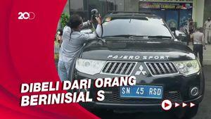 Mobil Nyeleneh Jenderal Kekaisaran Sunda Aslinya Berpelat B