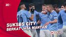 City ke Final, Guardiola Sebut-sebut Joe Hart-David Silva