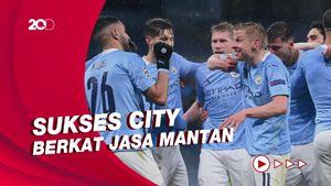City ke Final, Guardiola Sebut-sebut Joe Hart-David Silva