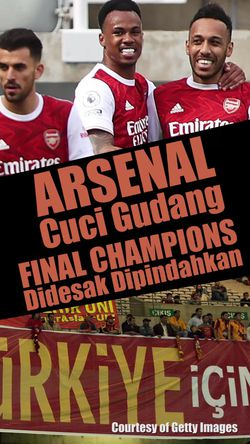 Arsenal Akan Cuci Gudang, Final Liga Champions Didesak Untuk Dipindah