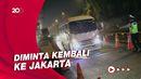 372 Kendaraan Diputar Balik dari Penyekatan Tol Japek Km 31