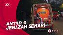 Kisah Sopir Ambulans Pengangkut Jenazah Corona di India