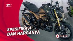Lebih Dekat dengan All New Honda CB150R 2021