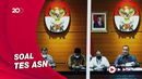 Pertama Kali! KPK Pasang Foto Jokowi-Maruf Saat Jumpa Pers