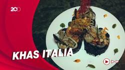 Bikin Laper: Risotto Seafood hingga Stracciatella Pizza