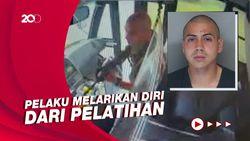 Detik-detik Calon Militer AS Sandera Bus Sekolah-Todongkan Pistol