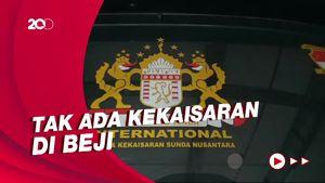 Panglima Kekaisaran Sunda Nusantara Ngaku Anggotanya 4 Orang