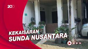 Melihat Lokasi Kantor Panglima Kekaisaran Sunda Nusantara di Depok