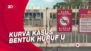 Kasus Corona Ngegas, Malaysia Lockdown Lagi!