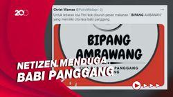 Bipang Ambawang yang Disebut Jokowi Jadi Buah Bibir Netizen