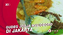 Bikin Laper: Gudeg Komplit dan Sop Buntut di Jakarta Barat