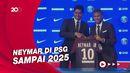 Bukan Hijrah ke Barcelona, Neymar Pilih Bertahan di PSG