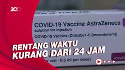 Fakta-fakta Pria Jakarta Meninggal Usai Disuntik Vaksin AstraZeneca
