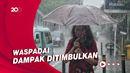 BMKG: Sebagian Besar Wilayah Indonesia Berpotensi Hujan