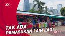 Jerit Penjual Kembang Rugi Jutaan Rupiah Imbas Penutupan TPU