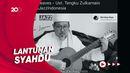 Mengenang Senandung Ustaz Tengku Zulkarnain di Lagu The Autumn Leaves