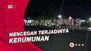 Malam Takbiran, Kawasan Alun-alun Ciamis Ditutup!