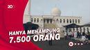 Masjid Agung Al-Azhar Gelar Salat Idulfitri, Jumlah Jemaah Dibatasi