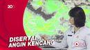 Hari Lebaran 2021, Sejumlah Wilayah Berpotensi Hujan Lebat