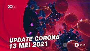 Kasus Corona di Indonesia Tambah 3.448, Total Jadi 1.731.652