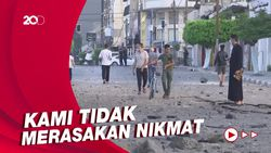 Kisah Pilu Warga Gaza Idulfitri di Tengah Konflik Israel-Palestina