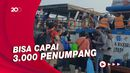 Sabtu Besok, Diprediksi Jadi Puncak Keberangkatan Warga ke Pulau Seribu