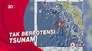 Gempa M 7,2 Guncang Nias Barat