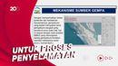 Sistem Peringatan Gempa dan Tsunami di RI Setara dengan Jepang