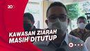 Warga DKI Tetap Ziarah Meski Ditutup, Anies: Petugas Kita Perbanyak