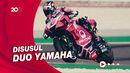 Zarco Tercepat di Latihan Bebas Kedua MotoGP Prancis