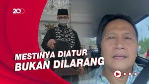 PKS dan Fadli Zon Kritik Anies soal Larangan Ziarah