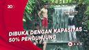 Pemandian Air Panas Subang Dibuka, Protokol Kesehatan Diperketat