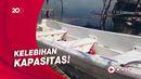 Penampakan Perahu Nahas Pengangkut 20 Orang yang Tenggelam di Boyolali