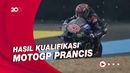 Fabio Quartararo Pole Position di MotoGP Prancis