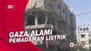 Potret Reruntuhan Gedung di Gaza, Saksi Bisu Keganasan Israel