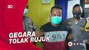 Ketakutan Diburu Polisi, Pembacok Mantan Istri di Subang Serahkan Diri