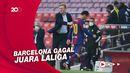 Trofi LaLiga Sirna, Koeman Harap Messi Tak Tinggalkan Barca