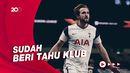 Kane Dikabarkan Ingin Tinggalkan Spurs Sebelum Euro