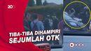 Viral! Petugas Dishub Diserang Sekelompok Orang di Bekasi