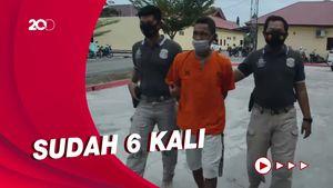 Bejat! Setubuhi Anak, Ayah Tiri di Sulbar Ditangkap