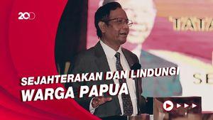 Pemerintah Akan Tindak 10 Korupsi Besar di Papua