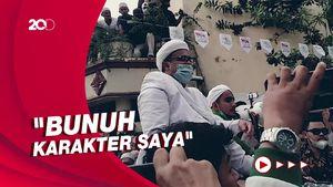 Habib Rizieq Klaim Diserang BuzzerRp, Dukun Hingga Intelijen Hitam!