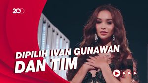 Miss Grand Indonesia 2021 Jatuh Pada Sophia Rogan