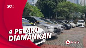 Sindikat Penggelapan 50 Mobil di DKI-Tangerang Diciduk