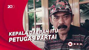 FX Rudy Sesalkan Tak Diundangnya Ganjar di Acara PDIP di Semarang!