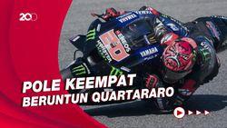 Quartararo Start Terdepan di MotoGP Italia, Ditempel Bagnaia-Zarco