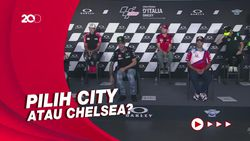 Tebak Skor Man City Vs Chelsea dari Para Rider MotoGP